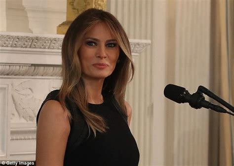 Melania Trump sees approval ratings CLIMB - making her more popular than husband Donald   Express.co.uk