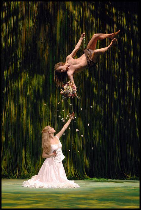 Tarzan, Musical Musik Phil Collins, Grosser Foto Bericht