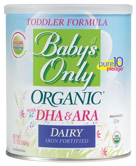 The Best Organic Baby Formula Feeding Your Baby Right