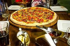 Pizza — Stock Photo © believeinme #27159351