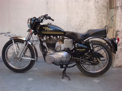 Enfield Bullet 350 Image by 2003 Royal Enfield Bullet 350 Army Pics Specs And