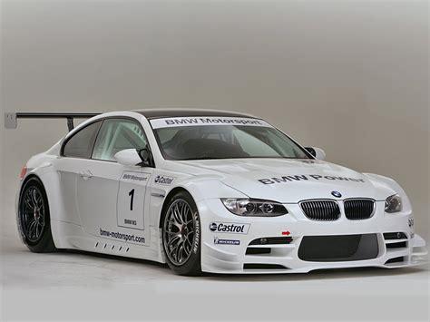 2008 Bmw M3 Race Version