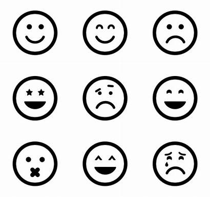 Emotions Icon Icons Faces Emotion Smiley Face