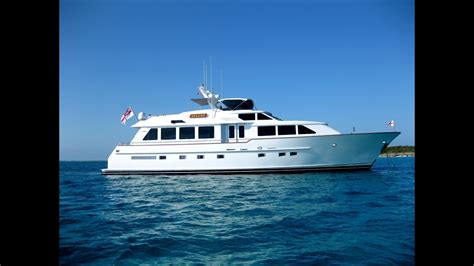 north yachts  burger yacht  sale hd video