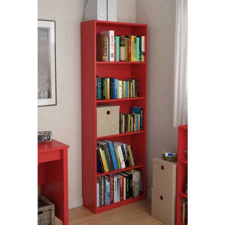 cheap 5 shelf bookcase ameriwood 5 shelf bookcase colors walmart