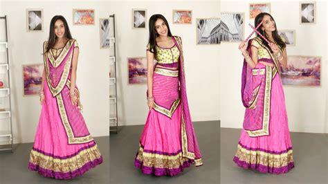 how to drape a lehenga dupatta 6 gorgeous new ways to drape your lehenga dupatta glamrs