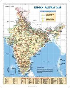 Download Train Route Map Of Indian Railways Book Rail