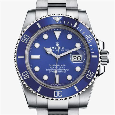 Rolex Submariner Date (116619LB) 0001