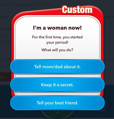 situation custom bitlifeapp comments