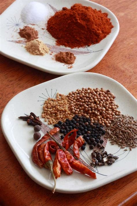 cuisine spicy berbere spice blend recipe