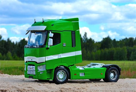 French Truck Range-t. Resin Kit
