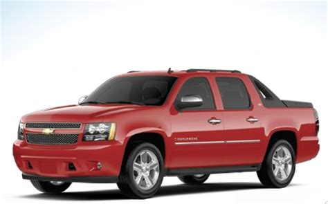 2009 Chevrolet Avalanche  Overview Cargurus
