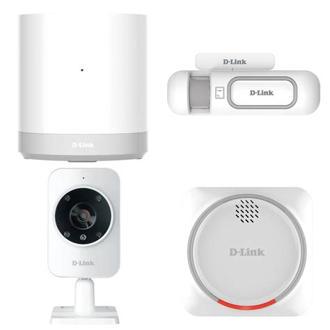 d link home security d link smart home security kit dch 107kt kit alarme d