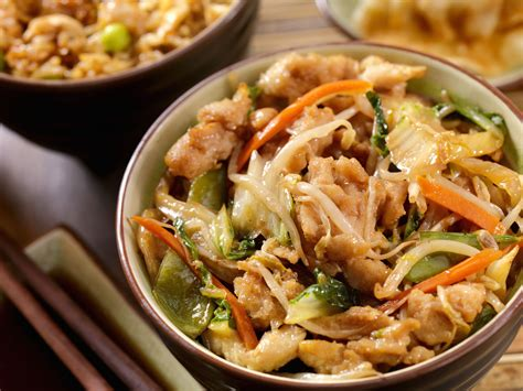 chop suey chop suey and chow mein in chinese cuisine