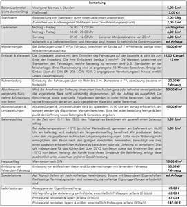 Beton Mischverhältnis Tabelle : leistungen bedingungen zum transportbeton tamara grafe ~ A.2002-acura-tl-radio.info Haus und Dekorationen