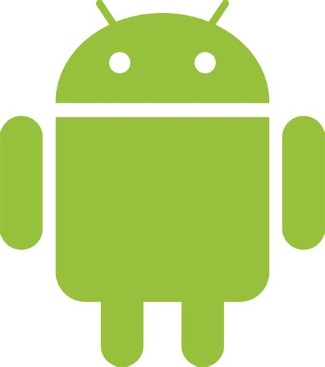 android icon symbols images android vector icon