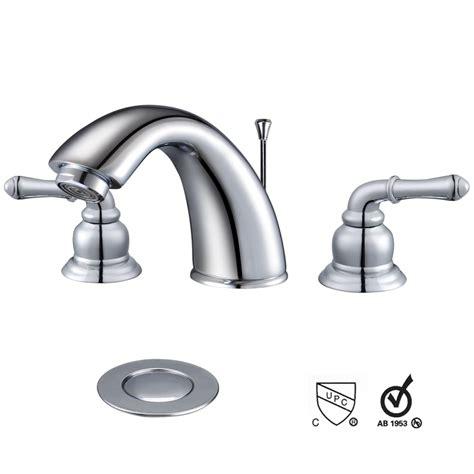 widespread bathroom sink faucet 3 holes widespread bathroom vessel sink lavatory faucet w