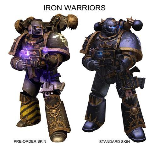image preorder comparison iron warriorsjpg space