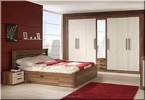 Kleiderschrank 3 Meter : komplett schlafzimmer royal mit 7 t rigem 3 meter schrank farbe pflaume ahorn ebay ~ Frokenaadalensverden.com Haus und Dekorationen