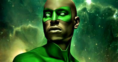 green lantern corps closer to getting tyrese as stewart movieweb