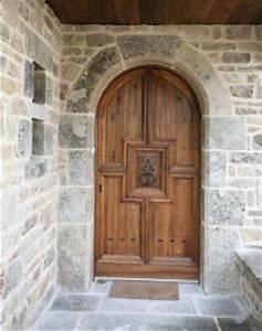 fabrication porte d39entree renaissance plein cintre With porte d entrée pvc avec meuble salle de bain marque allemande