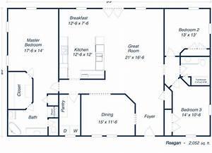 barn homes floor plans 2014 metal building floor plans for With 30x40 metal building homes plans