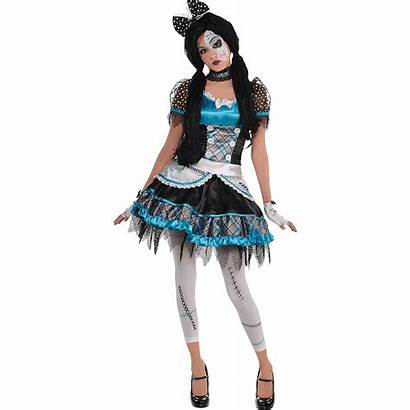 Costume Doll Adult Shattered Teen Junior Costumes