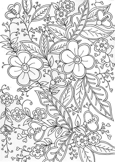 Kleurplaat Voor Volwassenen by Kleurplaten En Zo 187 Kleurplaten Handgemaakt Voor