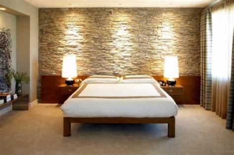 chambre a coucher contemporaine le mur de intérieur 25 idées de design original à