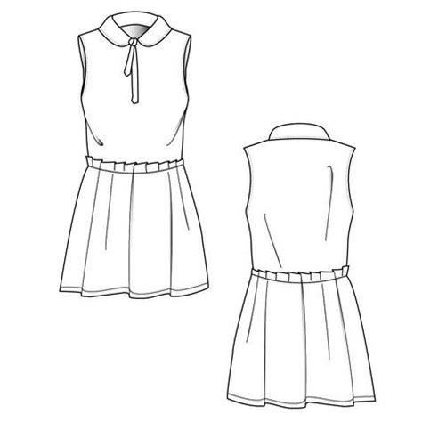 dress template s dress fashion flat template sketch flat fashion fashion templates flats