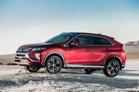 Mitsubishi Eclipse Ratings by 2019 Mitsubishi Eclipse Cross Review Ratings Specs