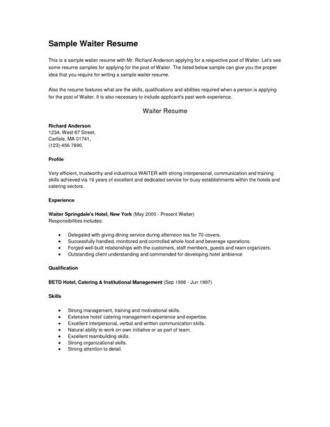 What Is The Correct Format Of Resume by Proper Resume Format Resume Badak