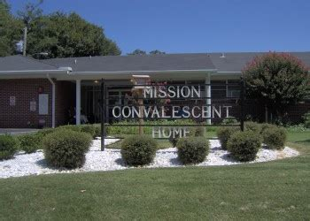 mission convalescent home jackson post acute care