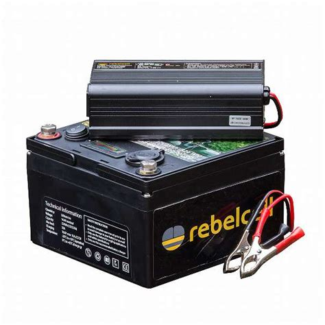rebelcell batterie lithium  amp ab   amp