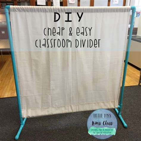 3 panel room divider miss 39 s class diy cheap easy classroom divider