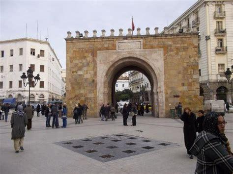 Picture Of Bab El Bhar, Tunis