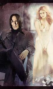 Thinking of Lily - Severus Snape Wallpaper (4295416) - Fanpop