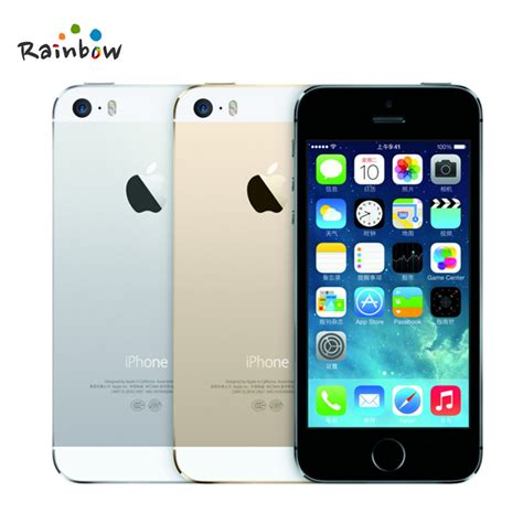 what does gprs on iphone unlocked original iphone 5s with ios fingerprint 8mp
