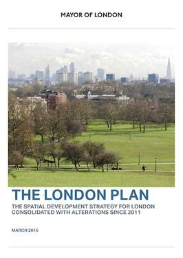 london plan wikipedia