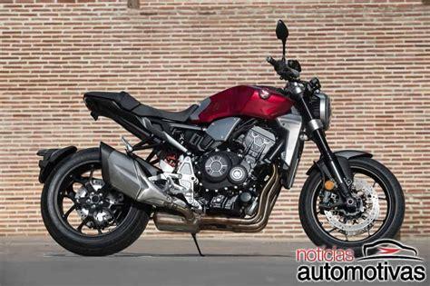honda anuncia  novas motocicletas   brasil