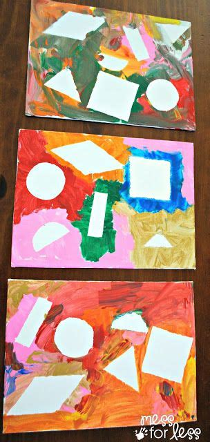 paint resist with contact paper great activity and 906 | 57e6f05a6ff285937d6a737e0cb447af