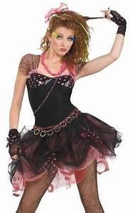 Déguisement Madonna Année 80 : d guisement madonna punk robe destroy id e costume musique chanteur et starlette carnaval ~ Melissatoandfro.com Idées de Décoration