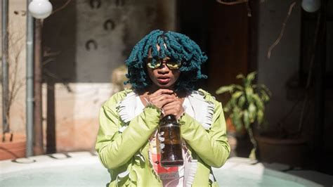 In the world of house music, every dj is fighter. Moonchild is South Africa's Kwaito Pop Diva - Essence