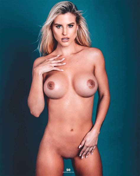 Brennah Black Nude Pussy Tits For Playboy Scandal