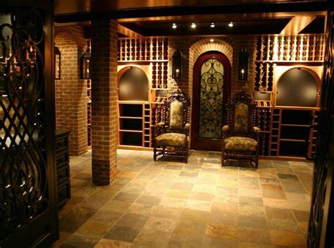 Wine Cellar : Custom Wine Cellars