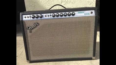Is My Fender Guitar Amp A Vintage Fender Amp?