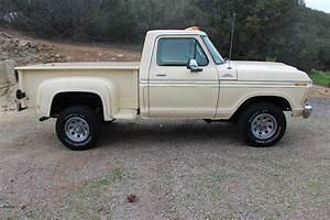 1979 Ford F150 4x4 Shortbed 4wd For Sale In Ramona