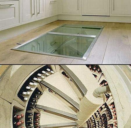 wine cellar in kitchen floor world s coolest wine cellar is beneath kitchen 1904