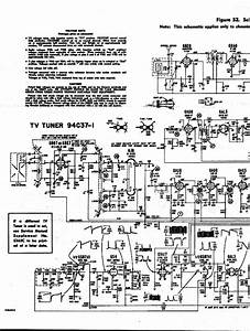 Admiral 36r37 R45 R46 Chassis 21b1 C1 Service Manual