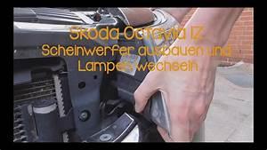 Skoda Octavia Scheinwerfer : skoda octavia 1z scheinwerfer ausbauen und lampen wechseln ~ Kayakingforconservation.com Haus und Dekorationen
